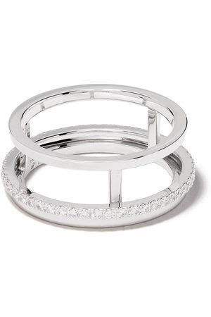 De Beers Jewellers Women Rings - 18kt The Horizon diamond ring