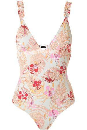 CLUBE BOSSA Contessa swimsuit - Neutrals