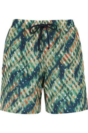 Lygia & Nanny Printed Gil swim shorts
