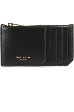 Saint Laurent Classic Fragments zip pouch