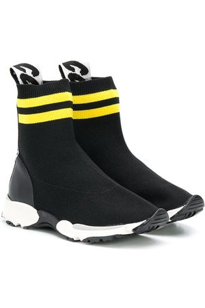 Stella McCartney Boys Sneakers - Sock-style sneakers