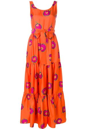 La DoubleJ Women Printed Dresses - Sleeveless printed dress