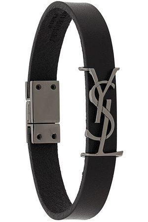 Saint Laurent Bracelets - Opyum leather bracelet