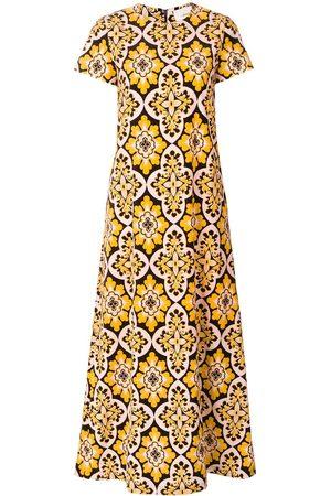 La DoubleJ Palazzo swing dress