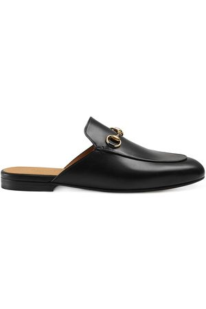 Gucci Women Mules - Princetown Horsebit slipper
