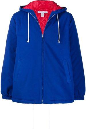 Comme des Garçons Padded hooded jacket