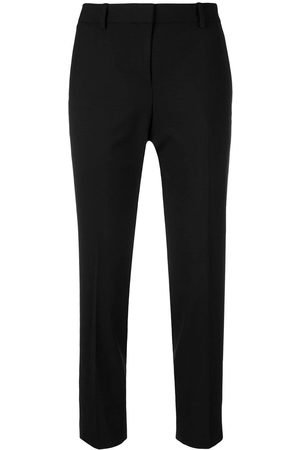 THEORY Women Skinny Pants - Slim-fit cropped trousers