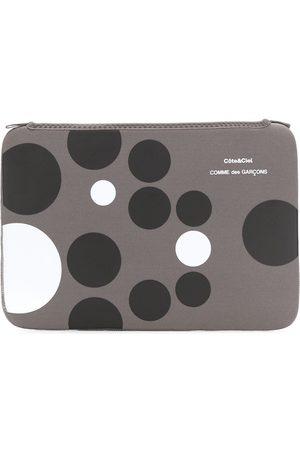 Comme des Garçons Laptop Bags - Macbook Air 11'' case - Grey