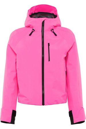 Prada Women Trench Coats - Hooded technical jacket