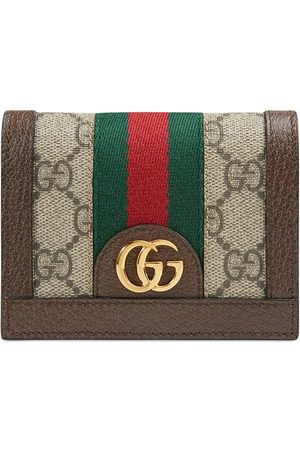 Gucci Ophidia GG card case - Neutrals