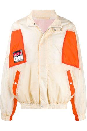 Heron Preston Men Jackets - Parachute windbreaker jacket - Neutrals