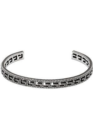 Gucci Men Bracelets - Square G cut-out bracelet