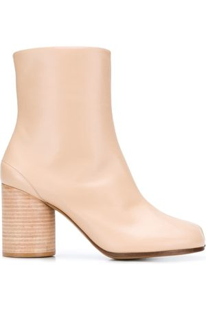 Maison Margiela Tabi ankle boots - Neutrals