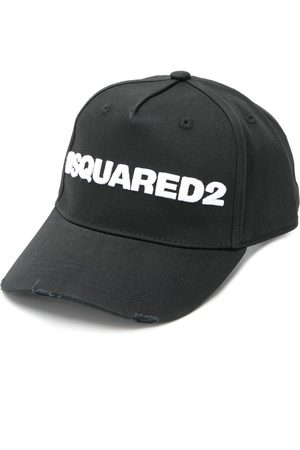 Dsquared2 Men Caps - Embroidered logo baseball cap