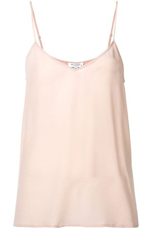 Equipment Women Camisoles - Layla silk cami top - Neutrals