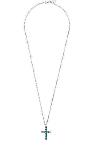 Nialaya Cross pendant necklace