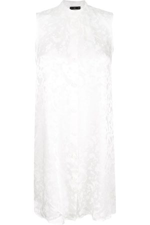 Voz Sleeveless fitted top