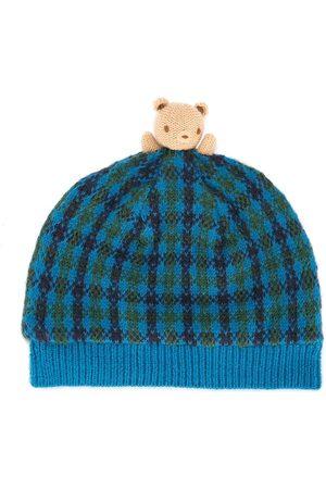 Familiar Knitted teddybear beanie