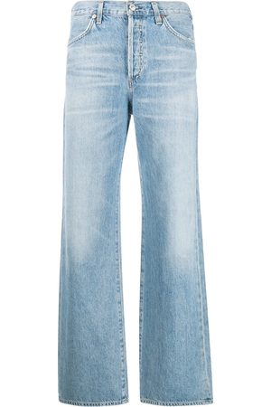 Citizens of Humanity Women Wide Leg - Tula jeans