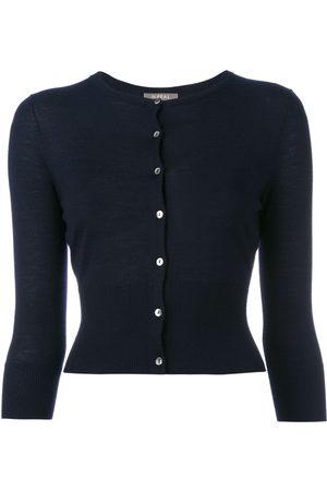 N.PEAL Women Cardigans - Cropped cardigan