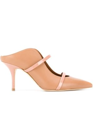MALONE SOULIERS Women Mules - Pointed mules - Neutrals