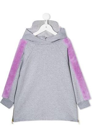 Wauw Capow by Bangbang Girls Casual Dresses - Hanna dress - Grey