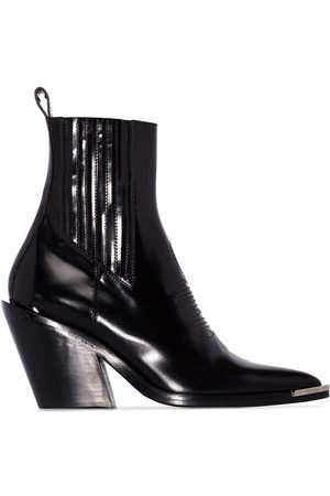 Paco rabanne Women Chelsea Boots - Chelsea 80mm boots
