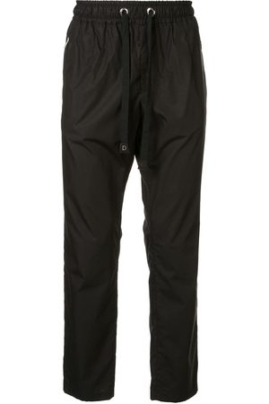 Dolce & Gabbana Men Sweatpants - Straight leg track trousers