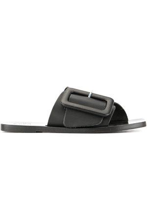 ATP Atelier Leather buckle sandals
