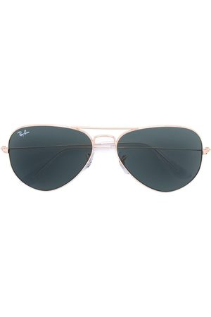 Ray-Ban Aviators - RB3025 aviator sunglasses - Metallic