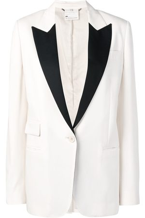 Stella McCartney Tuxedo jacket - Neutrals