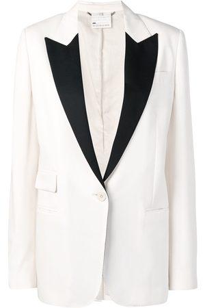 Stella McCartney Women Blazers - Tuxedo jacket - NEUTRALS