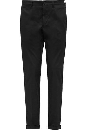 Prada Tailored gabardine trousers