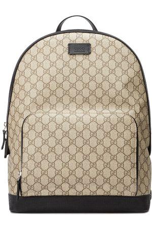 Gucci GG Supreme backpack - Neutrals