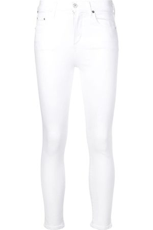 Citizens of Humanity Women High Waisted - Rocket cropped high-rise skinny jeans