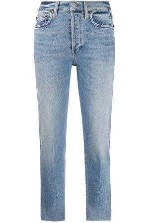 RE/DONE Stove high-waist jeans