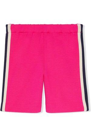 Gucci Striped jogging pants