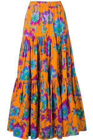 La DoubleJ Women Printed Skirts - Long printed skirt