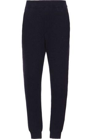 Prada Wool and cashmere jogging pants