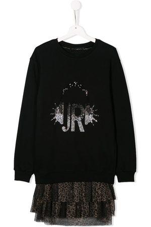 John Richmond Junior Girls Casual Dresses - TEEN leopard print dress