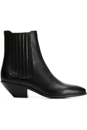 Saint Laurent Women Heeled Boots - West Chelsea heeled boots