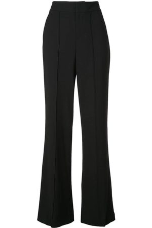 ALICE+OLIVIA High-rise flared trousers