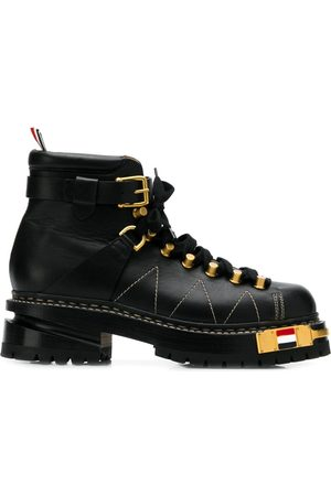 Thom Browne Vitello Hiking Boot