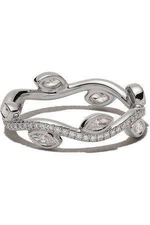 De Beers Jewellers Women Rings - 18kt Adonis Rose diamond band