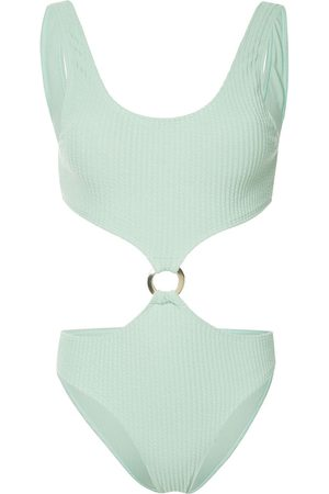 Duskii Julia cut-out swimsuit