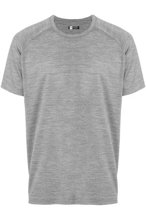 Z Zegna Men Short Sleeve - Short sleeve T-shirt - Grey