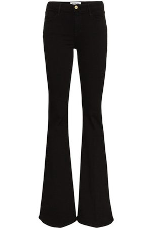 Frame Women Flares - Low-waist flared jeans