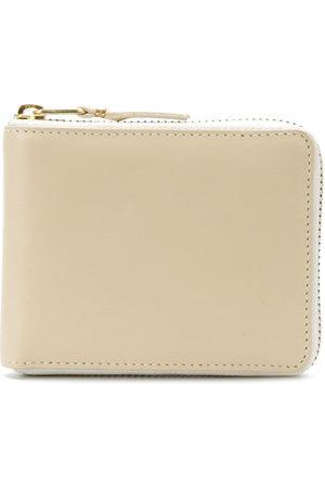Comme des Garçons Men Wallets - Classic zip around wallet - Neutrals