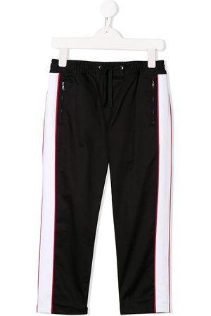 Dolce & Gabbana Boys Sweatpants - Side stripe track pants