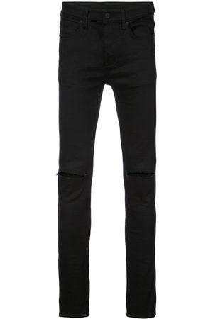 KSUBI Van Winkle ribbed-knee jeans